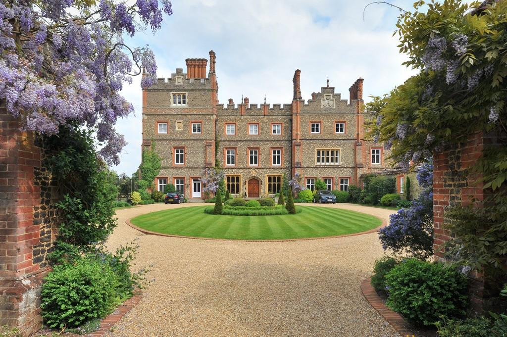 Albury Park Mansions, Albury Park, Albury, Guildford, Surrey